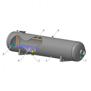 Аппараты обезвоживания нефти БУОН