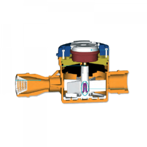 Комплект унифицированный ремонтный УРК к счетчику нефти турбинному МИГ