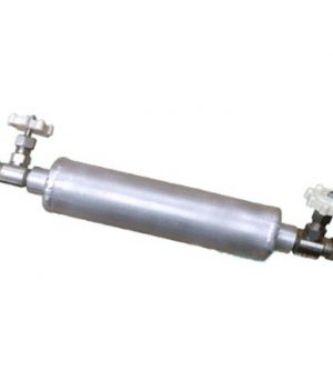 Пробоотборник контейнер ПГО-400 Бесшовный по ISO 4257 с разрывной мембраной